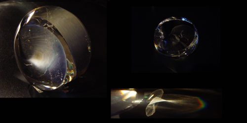 espiral optico baldaquino